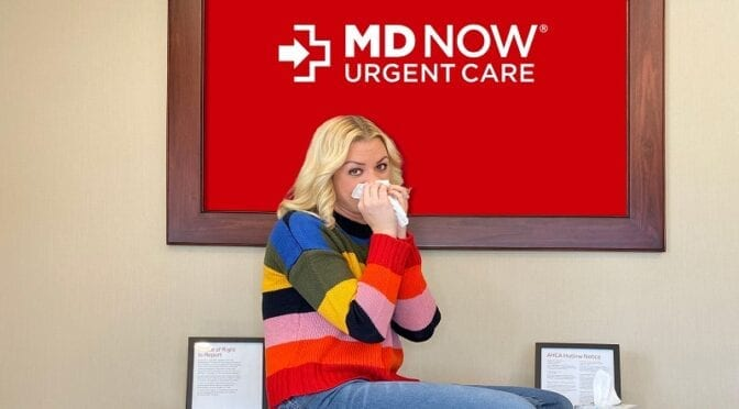 Moms, There's a NEW MD Now Urgent Care Conveniently Located in East Boca Raton