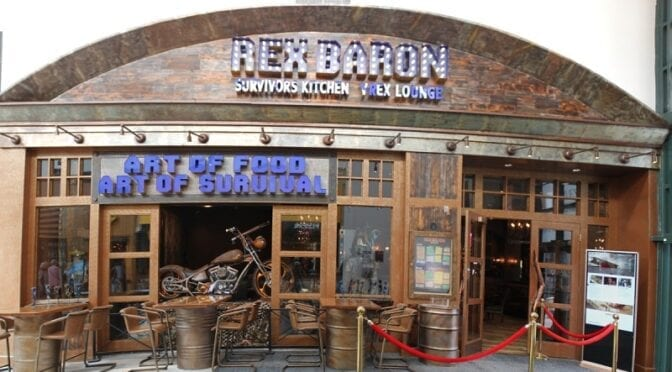 Rex Baron at Town Center Boca Raton: Safe for Kids? Modern Boca Mom's Review