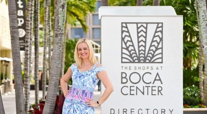 Modern Boca Mom is the Official 2020 Boca Center Family MOMbassador