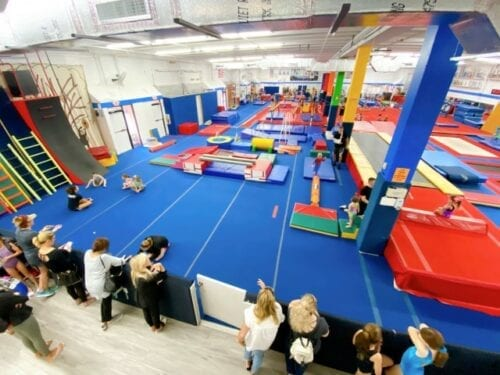 Gymnastics Classes in Boca Raton