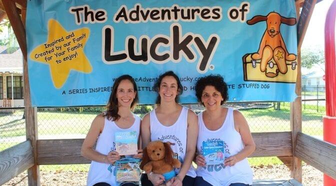 MOMpreneur Monday: The Adventures of Lucky Children's Book Series
