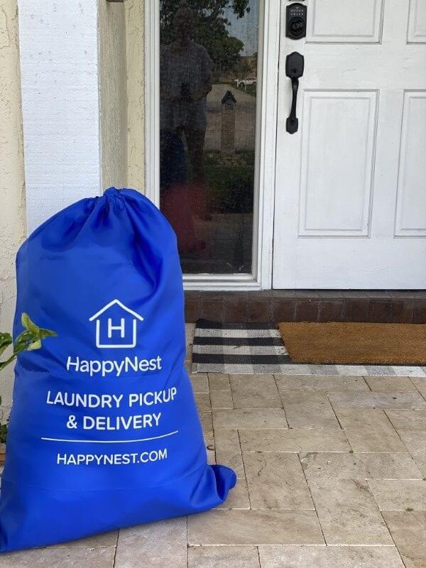 Boca Raton Laundry Service HappyNest