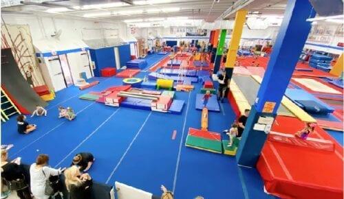 Private facility rentals at Twisters Boca Raton
