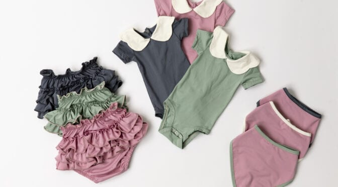 MOMpreneur Monday: Happy Lil' One Children's Clothing