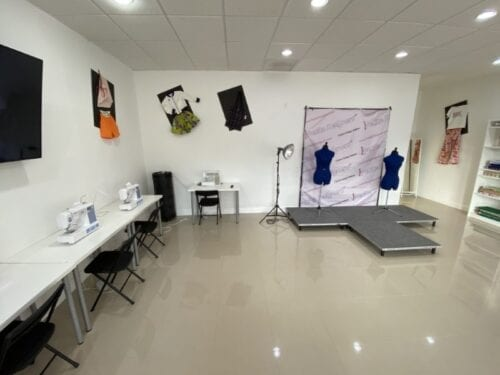 sewing classes in Boca at Petite Designers