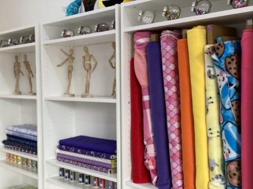 sewing classes in Boca at Petite Designers