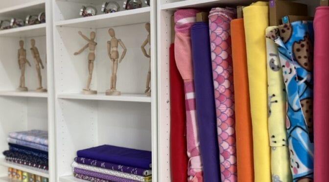 Boca Raton Sewing & Design Classes for Kids at Petite Designers