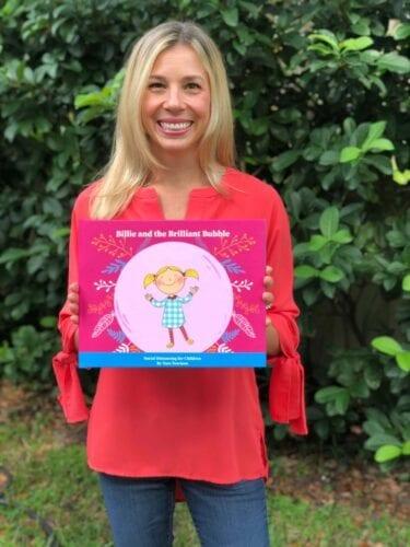 Billie and the Brilliant Bubble Children's Book