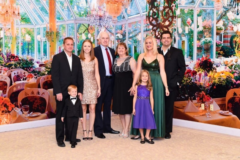 Holiday Photo Shoot at The Wick Theatre Boca Raton