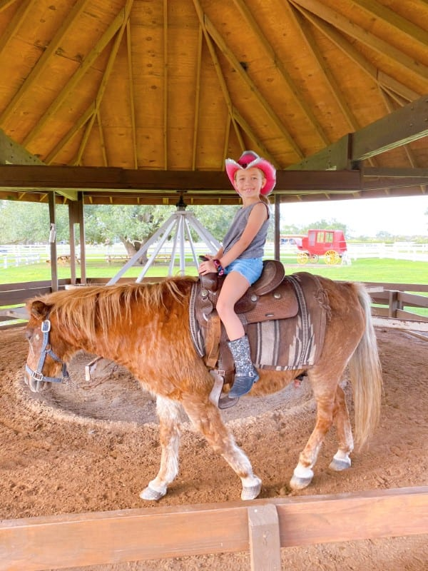 Westgate River Ranch on a budget