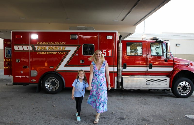Where is a pediatric ER in Boca Raton?